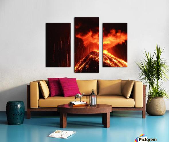 91F2C860 A3E8 45C5 A104 8B8026AB35B7 Canvas print