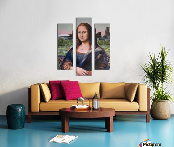 Nola Lisa  Canvas print