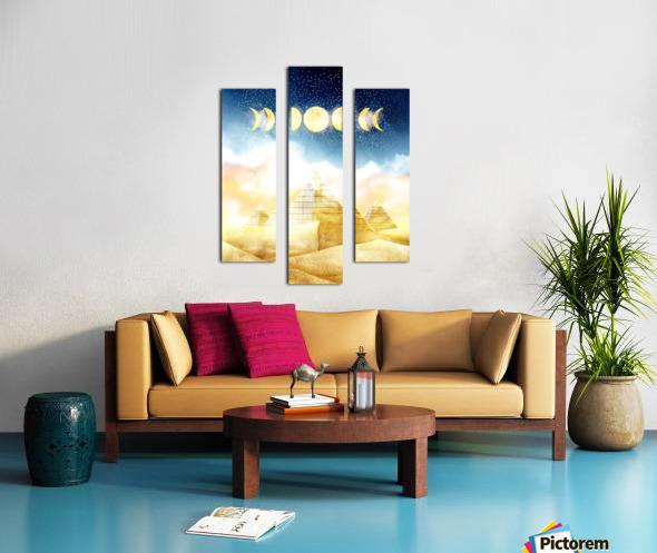 Dream Art XVI Canvas print