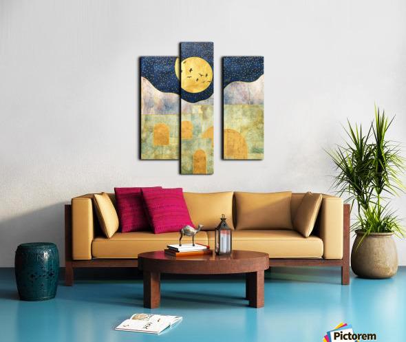 Dream Art XVII Canvas print