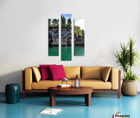 0720 Canvas print