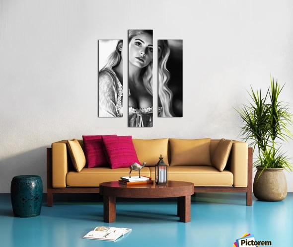 russia 2 Canvas print