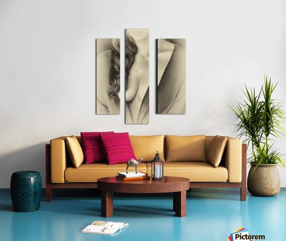 italia 1 Canvas print