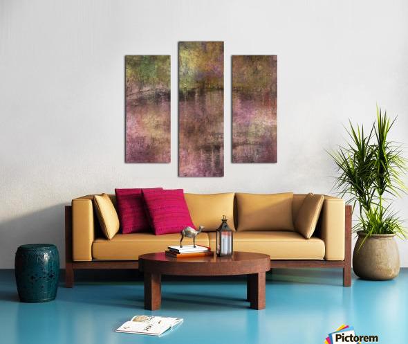 Dusky Tones Canvas print