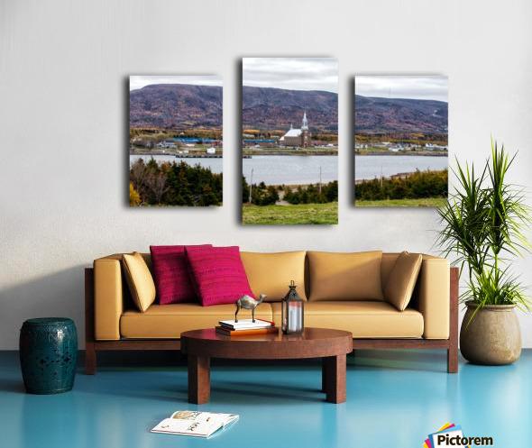 Cheticamp Canvas print