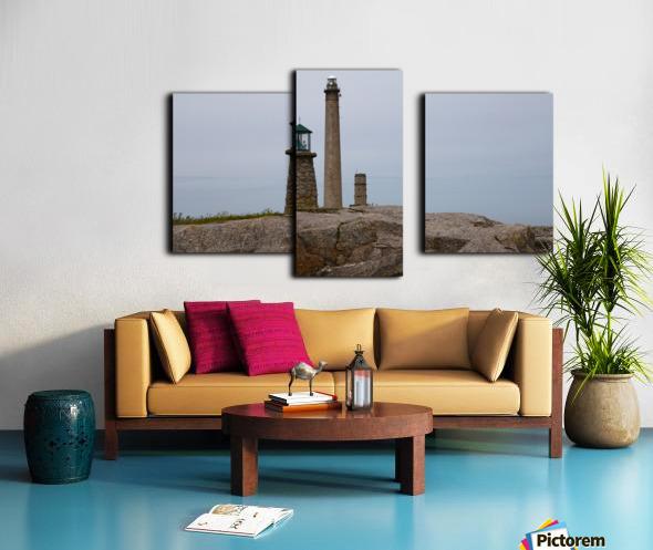 Architecture marine Light house Canvas print