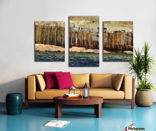 0195a Canvas print