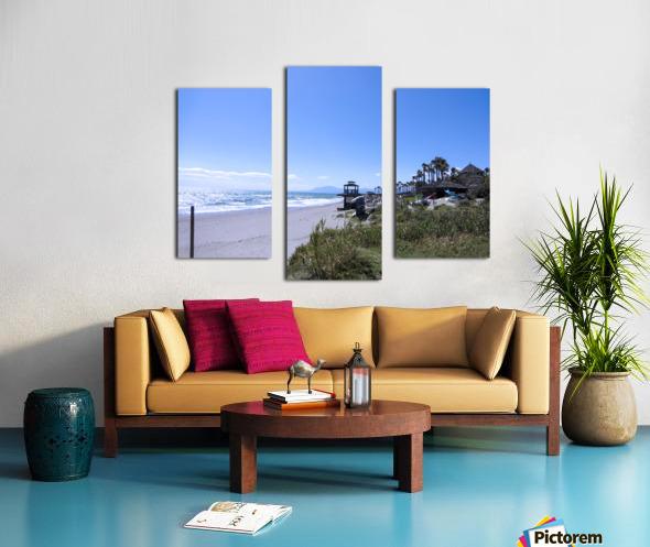 Costa del Sol Andalusia Spain 4 of 4 Canvas print