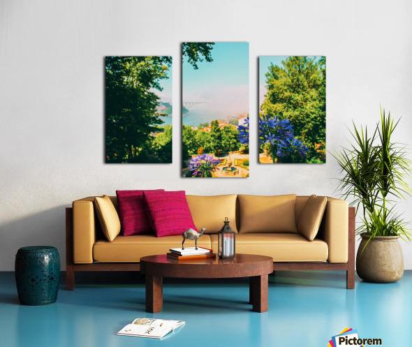 Photobook 7567 Canvas print