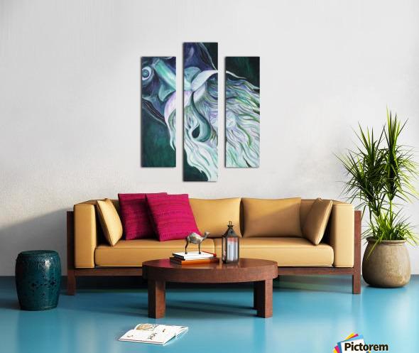 RA 029 - בא בימים Canvas print