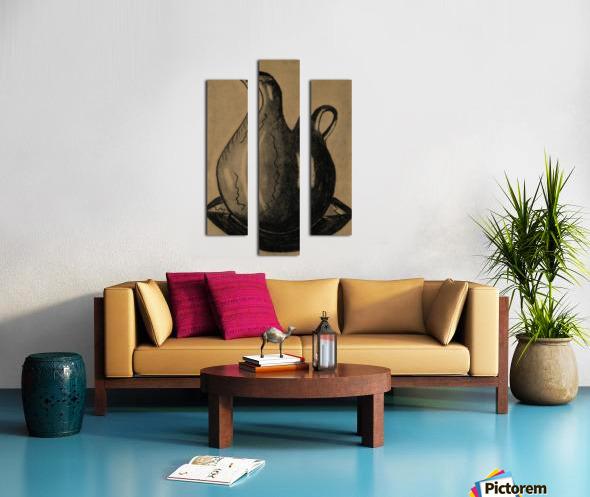 RA 030 -  כד מים Canvas print