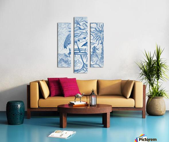RA 021 - גברת - Lady Canvas print