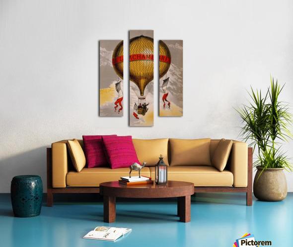 Lachambre Balloon Canvas print
