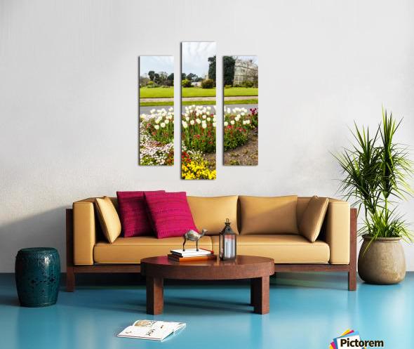 Botanic Garden II Canvas print