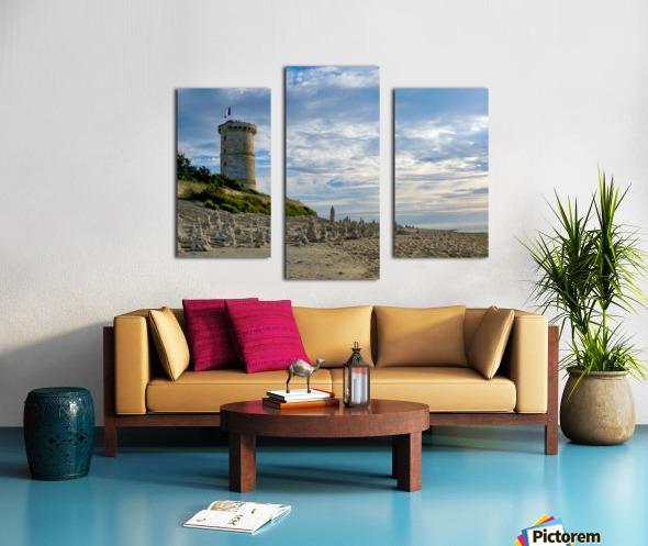 Isle of Re Canvas print