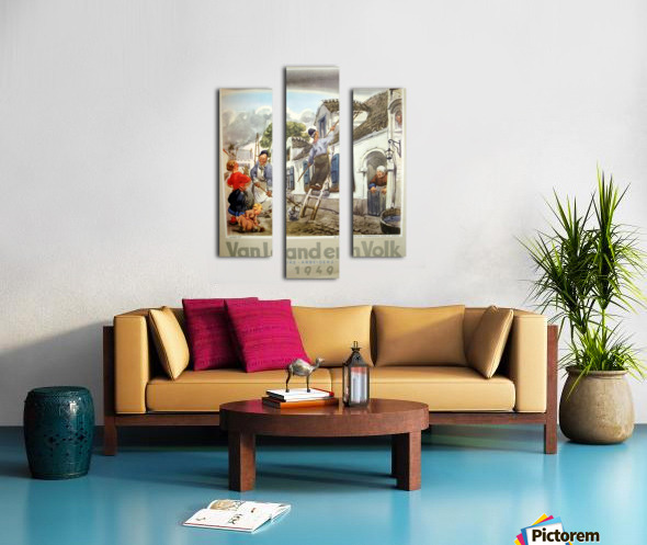 VonLandenVolk Canvas print