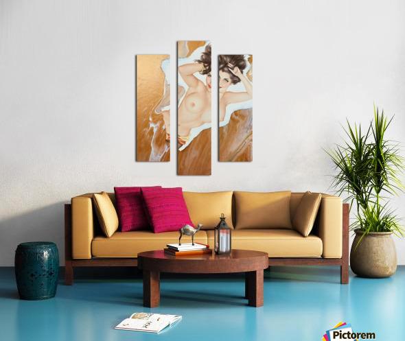7C6DC906 3488 475E 940E 445A27A0C0E7 Canvas print