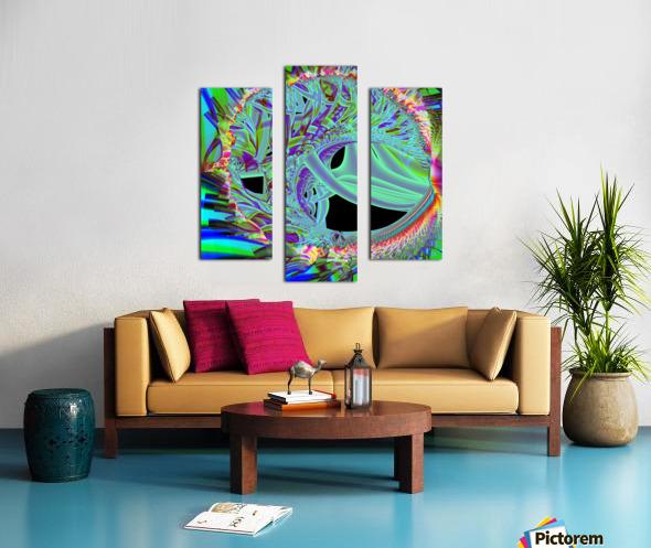 Ambriel Canvas print
