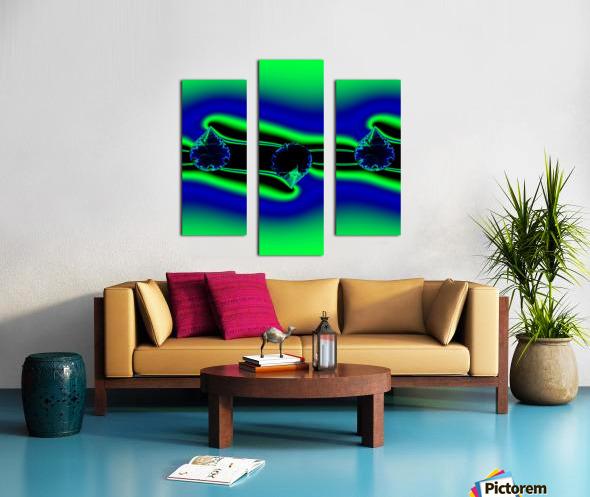3ofSpades Canvas print