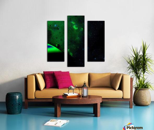 kosmic Canvas print