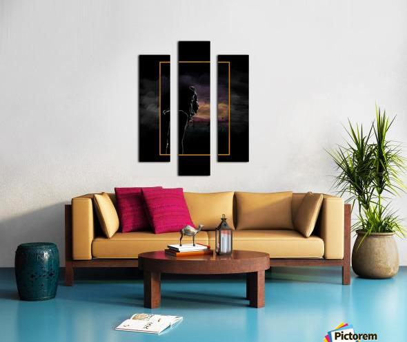 Picture Me Canvas print