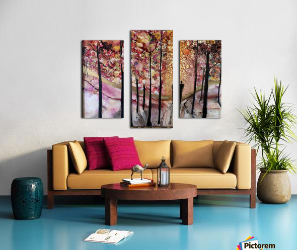 The Wanderer Impression sur toile