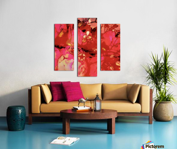 Aubepine  Canvas print
