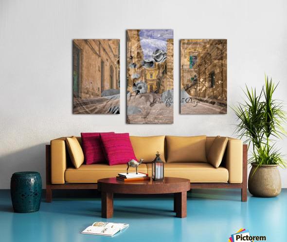 ARTFEMVILLE4088AGC17000 Canvas print