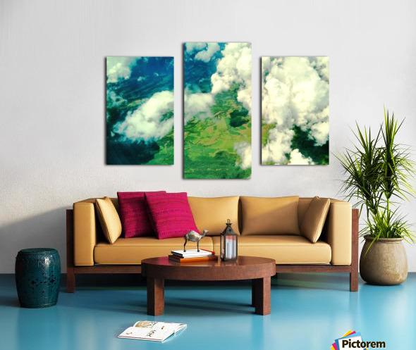 LS044 Canvas print