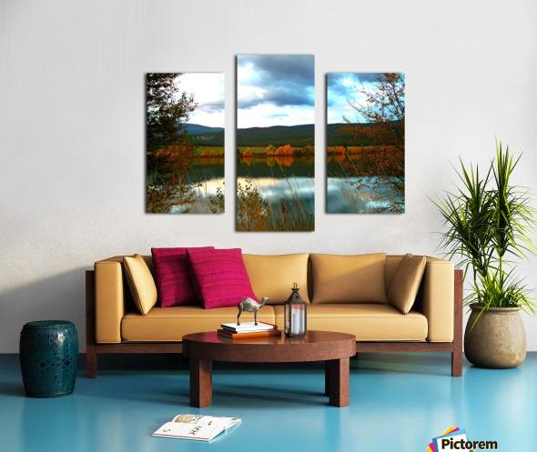 LS031 Canvas print