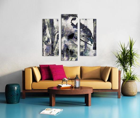 A Captive Mind Canvas print