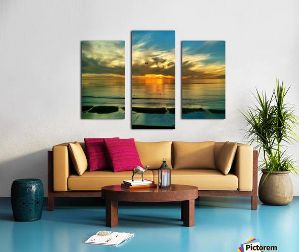 OS002 Canvas print