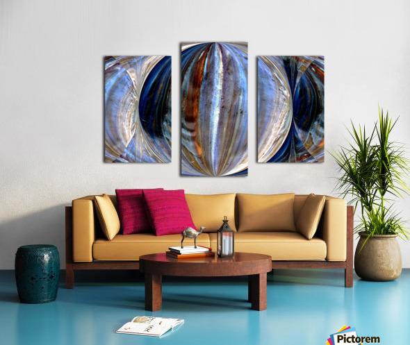 RA026 Canvas print