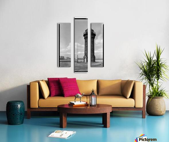 Welfare-Island-Lighthouse-NY Canvas print