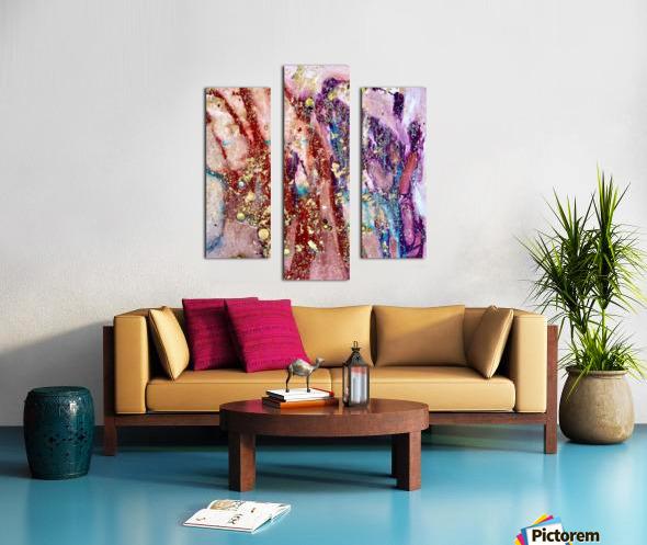 Fiesta Canvas print