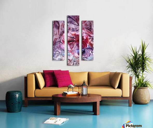 Eden afloat Canvas print