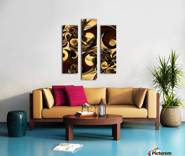 Manufactured Elegance Canvas print