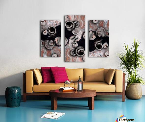 Metamorphosis and Echo Canvas print