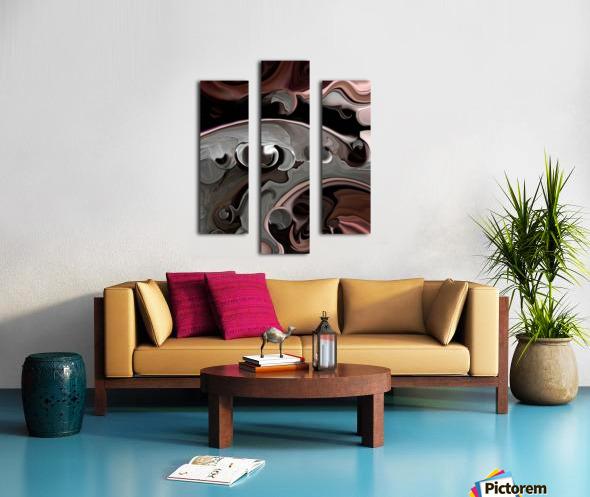 Metaphysical Feeling Canvas print