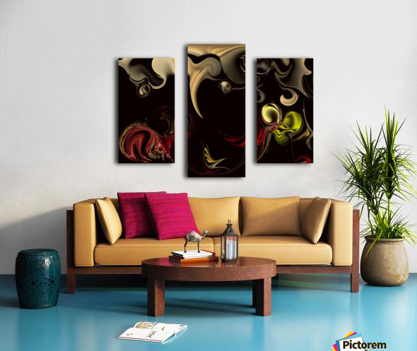 Vision with Purity Canvas print