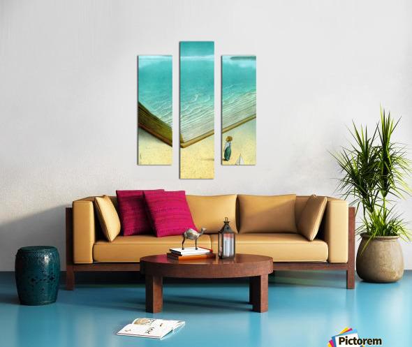 Ocean Canvas print