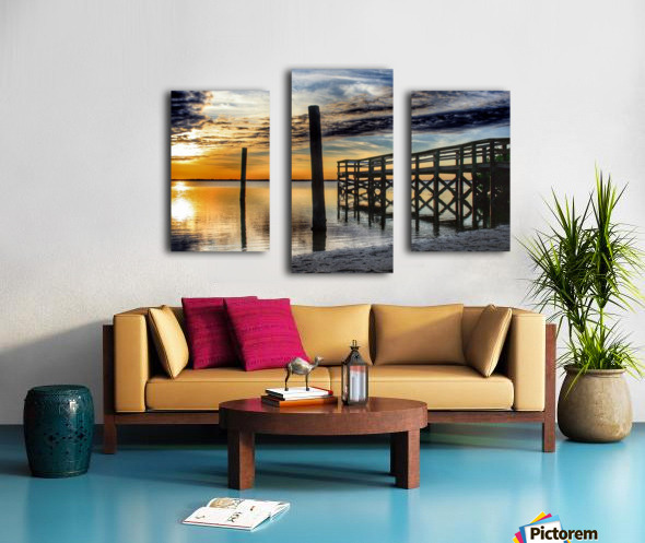 Serenity Collection - 02 Canvas print