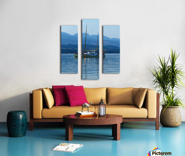 A Perfect Summer Day Canvas print
