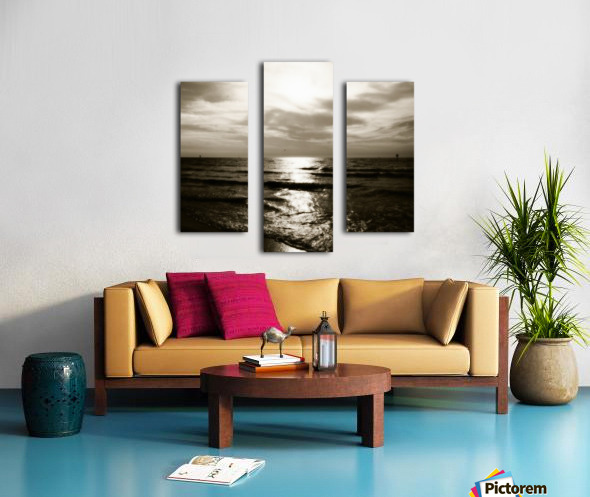 Clearwater Canvas print