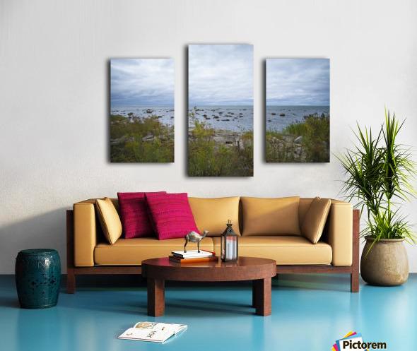 Kettle Point Canvas print