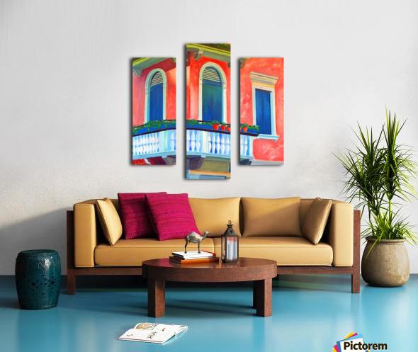 Venice Charm Canvas print