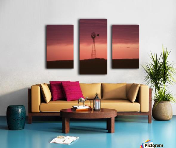 landscape_2_0559 Canvas print