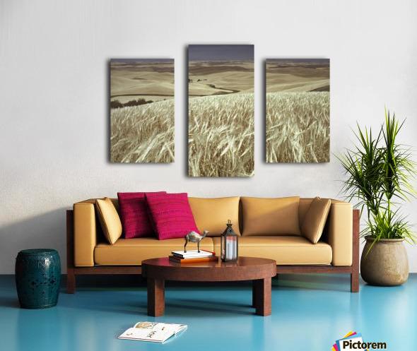 landscape_2_0600 Canvas print