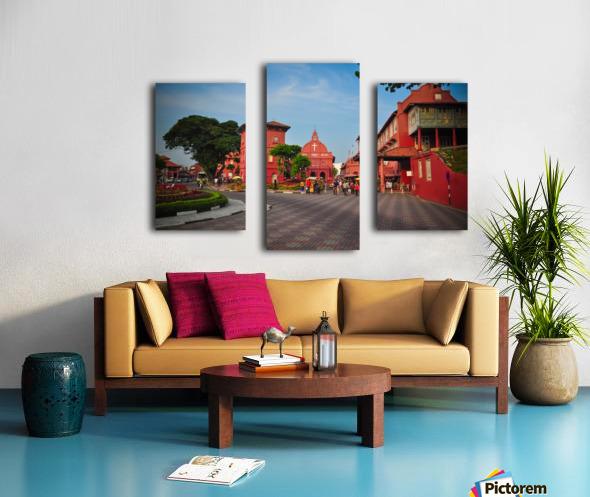Melaka Canvas print