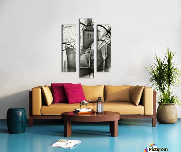 Rijswijk - 04-12-15 Canvas print